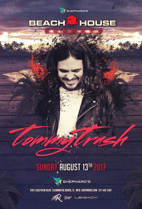 Tommy Trash at Beach House Sundays