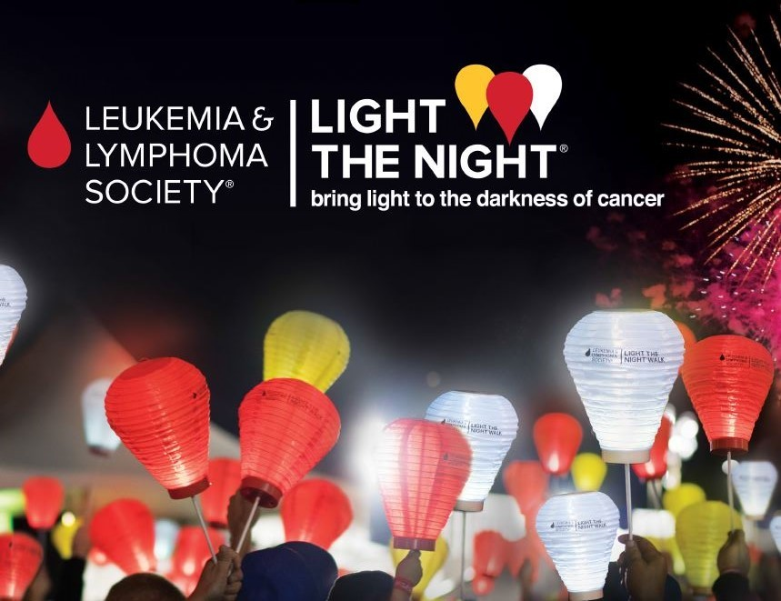 The Leukemia & Lymphoma Society's Light the Night Walk 2017