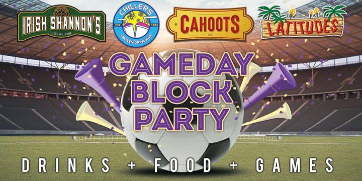 Orlando City Soccer Pregame Block Party - Sun Oct 15