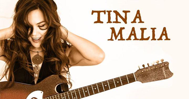 An Evening with Tina Malia - Sarasota FL