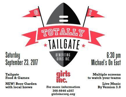 Girls Inc. Totally Tailgate 2017