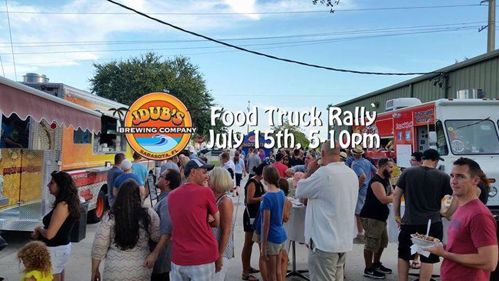 JDub's Food Truck Rally - 07/15
