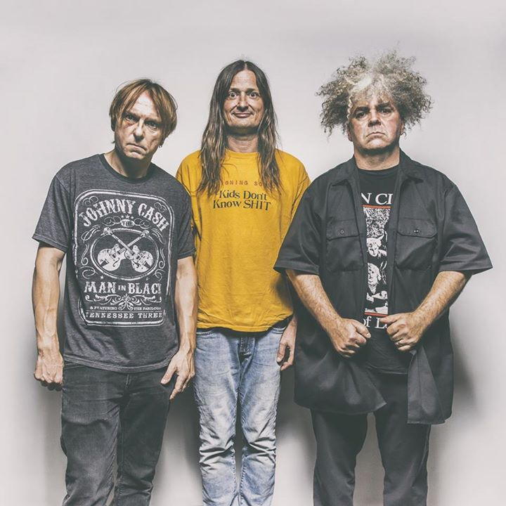 The Melvins at Vinyl Music Hall