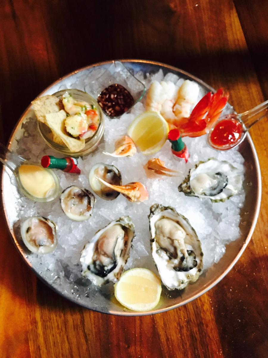 STK Atlanta Presents A New Oyster Happy Hour Every Thursday