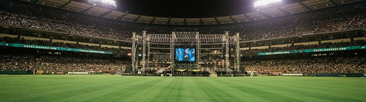 SoCal Harvest at Angel Stadium