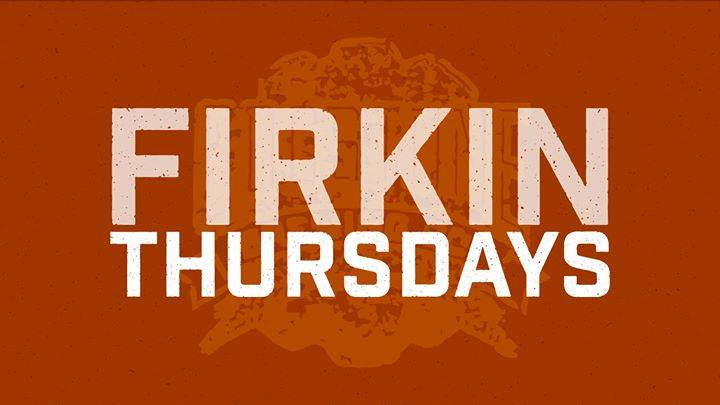 Firkin Tapping: Cinnamon Buns