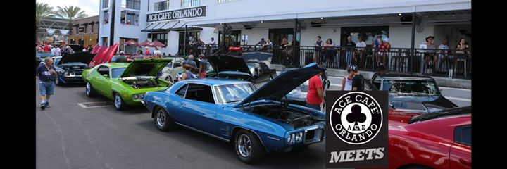 Muscle Car Night At The Ace Orlando Fl Aug 11 2017 7 00 Pm