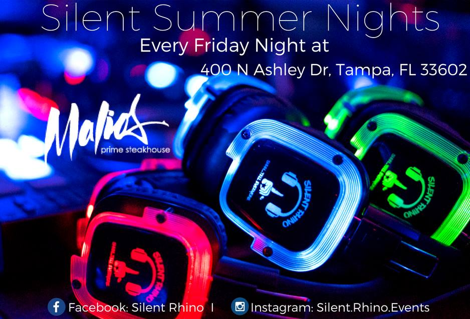 Malios Silent Summer Nights- August 11th