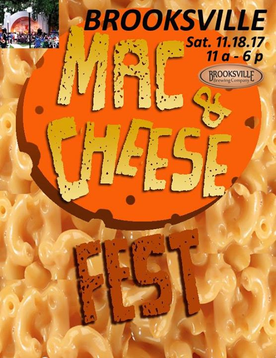 Brooksville Mac & Cheese Fest