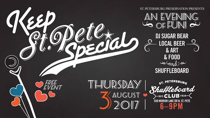 Keep St. Pete Special!