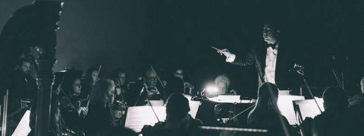 Silent Film + Live Orchestra: Metropolis