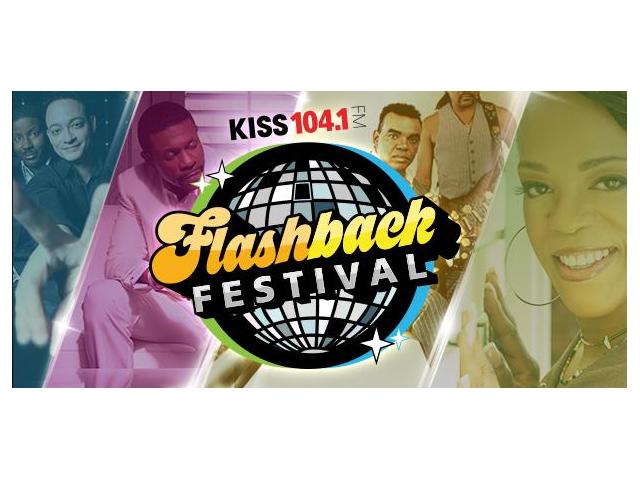 Kiss 104.1 Annual Flashback Festival