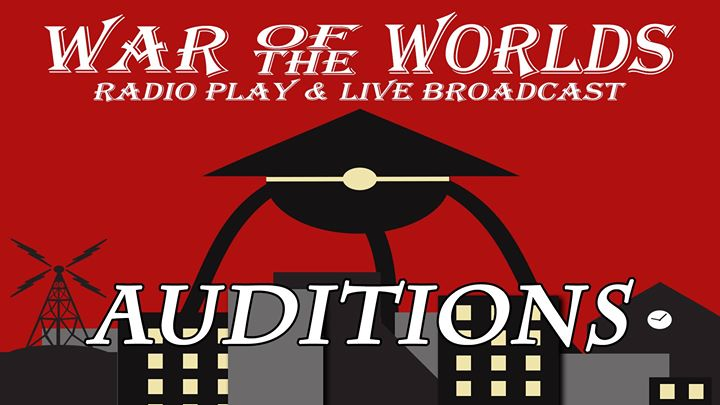Auditions: War of the Worlds
