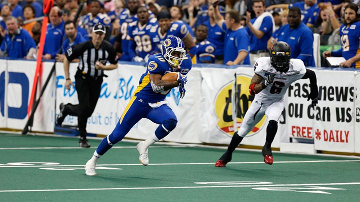 AFL Playoffs Round 1 Tampa Bay Storm V TBD