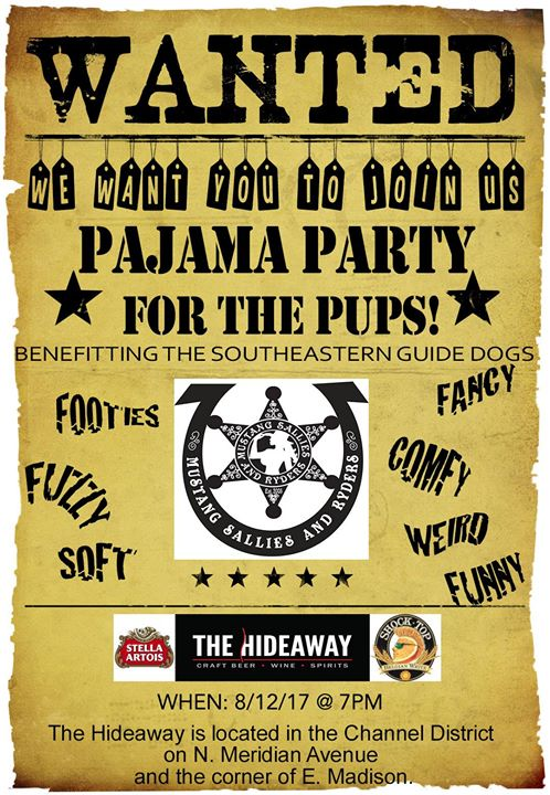 Pajama Party - The Hideaway