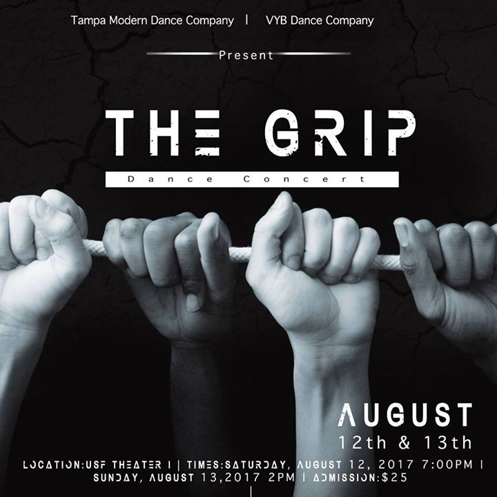 The GRIP Dance Concert