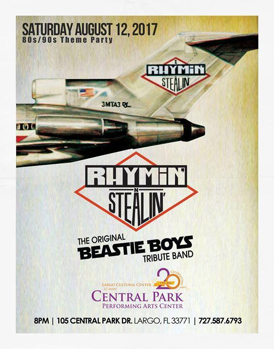 Rhymin' N Stealin' The original Beastie Boys #1 tribute band,