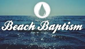 Beach Baptisms // Aug 13