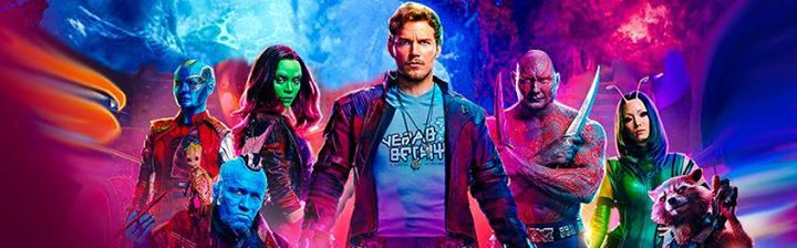 Guardians Of The GLOW Galaxy! A Blacklight Party!