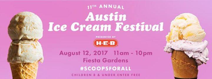 Austin Ice Cream Festival 2017