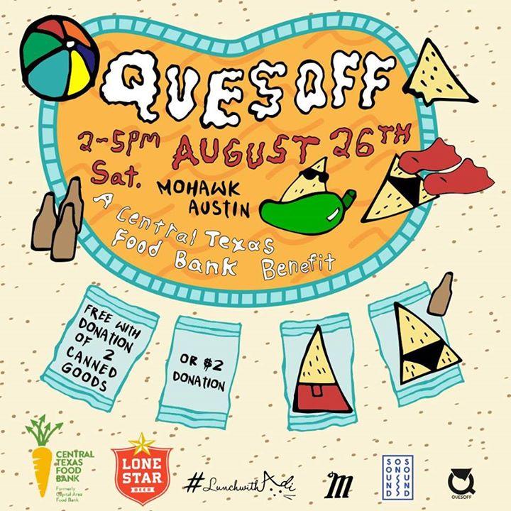 7th Annual Quesoff!