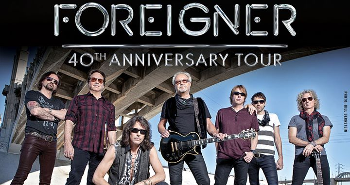 93.7 KLBJ presents Foreigner w/ Cheap Trick & Jason Bonham
