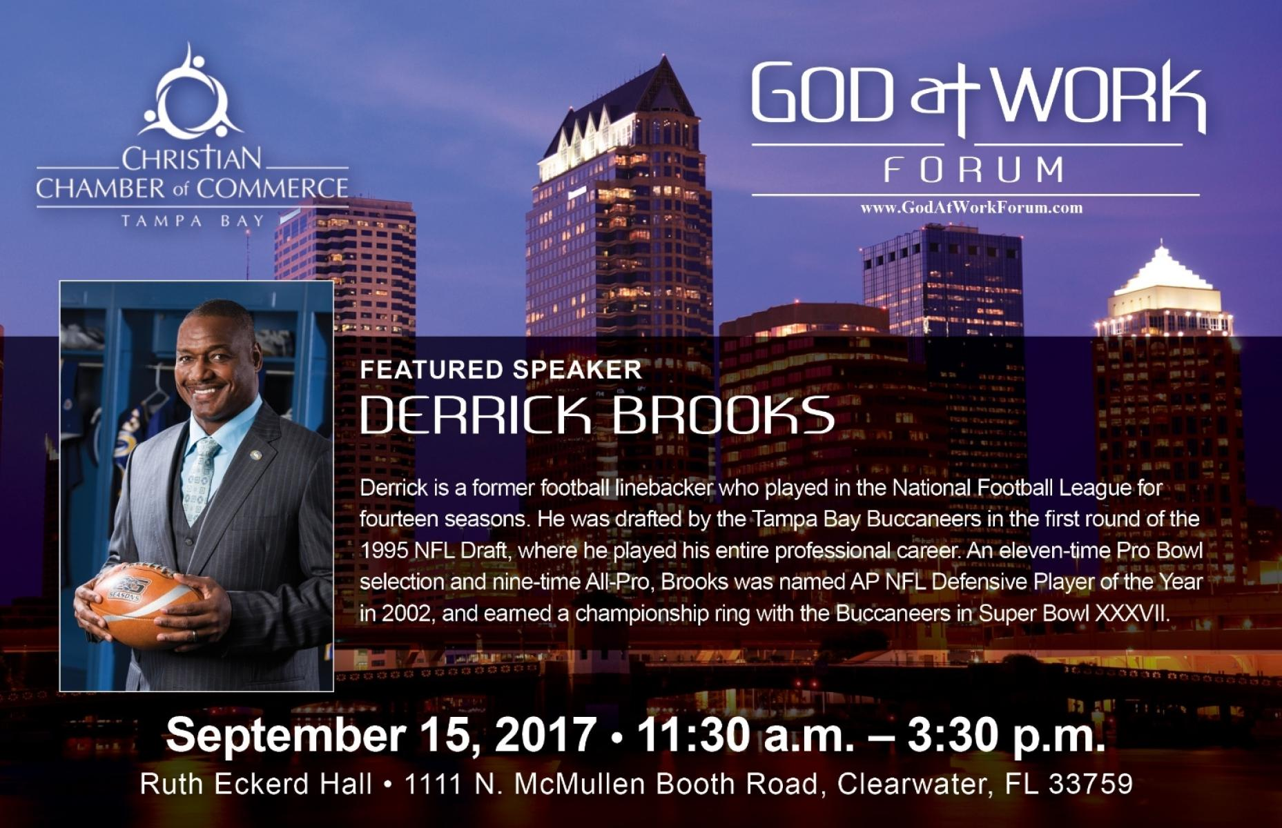 God At Work Forum