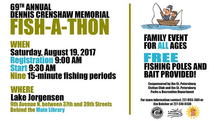 Dennis Crenshaw Memorial Fish-a-thon