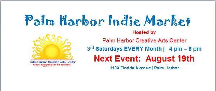 Palm Harbor Indie Market