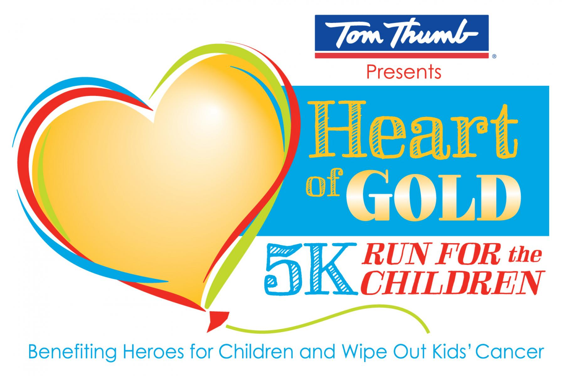 Heart of Gold 5K: Run for the Children