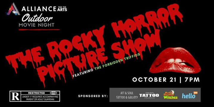 Rocky Horror Picture Show Outdoor Movie