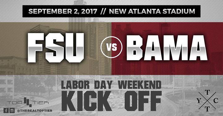 FSU vs Alabama