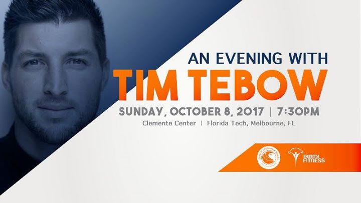 An Evening with Tim Tebow