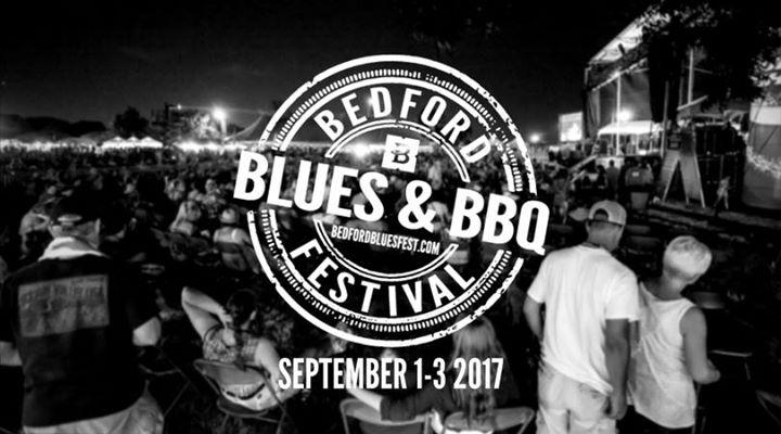 Bedford Blues & BBQ 2017