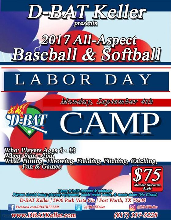 Labor Day Camp