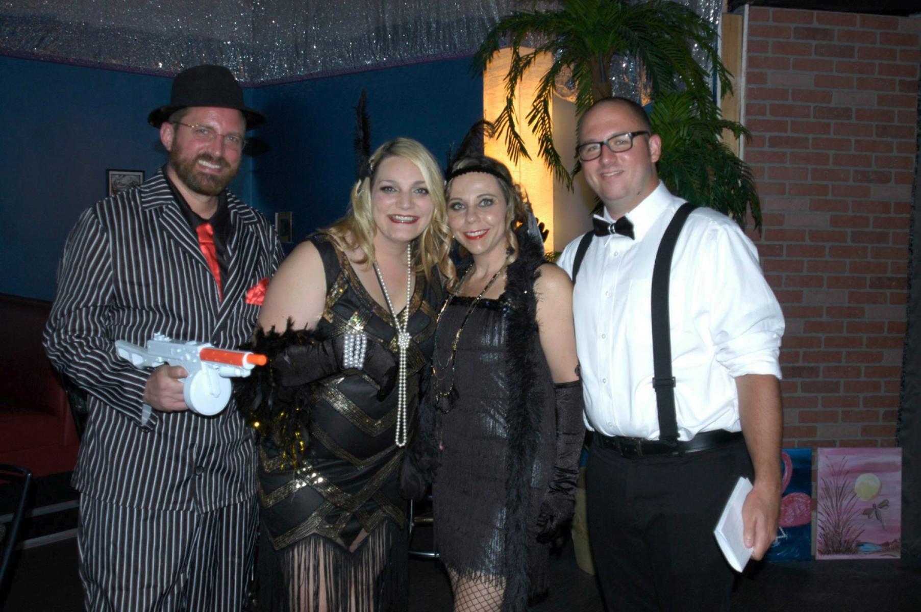 Prohibition Night - Mystery Escape Room Theatre