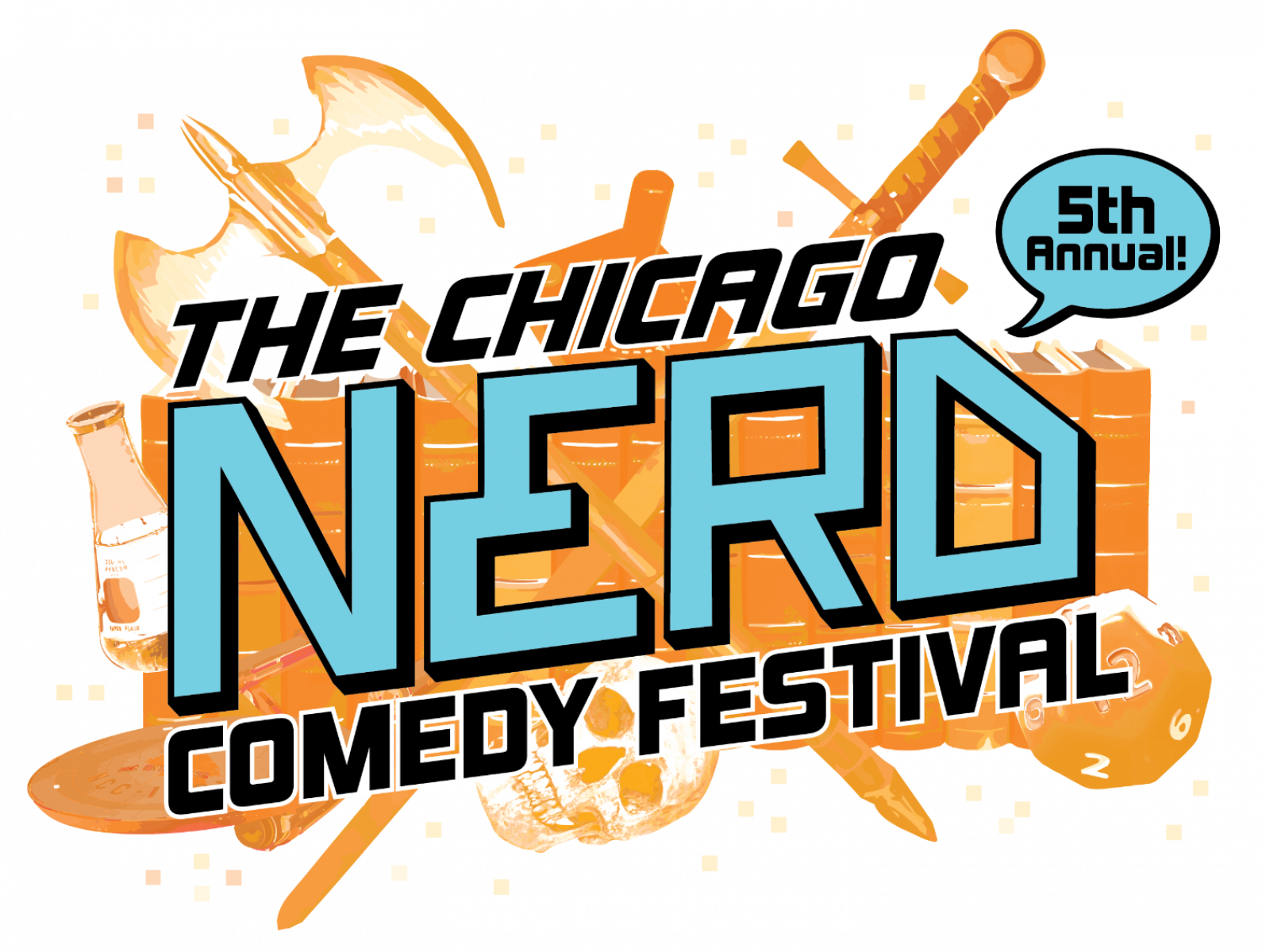 Get Your Geek on with The Fifth Annual Chicago Nerd Comedy Festival, Back by Popular Demand