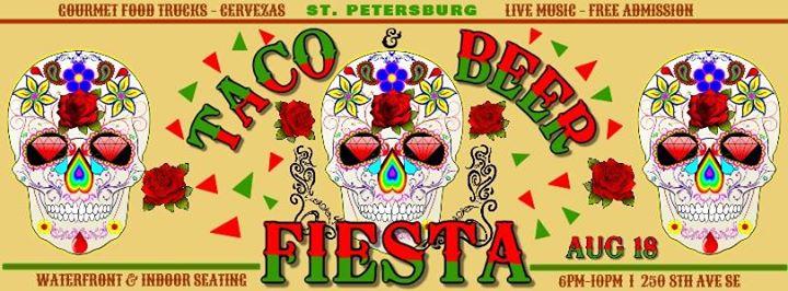 St. Pete Taco & Beer Fiesta - Free Admission