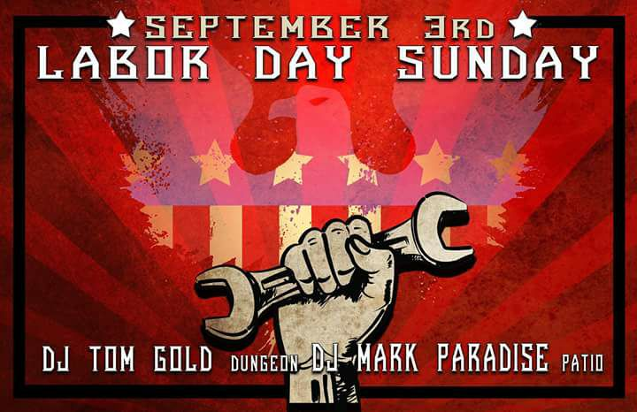 Bodywork: Labor Day Sunday at The Castle
