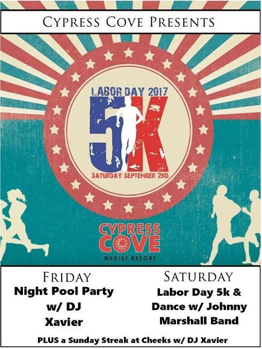 Labor Day & 5K Run Weekend