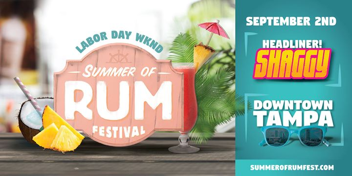 Summer of Rum Festival 2017 Ft. Shaggy & Baha Men