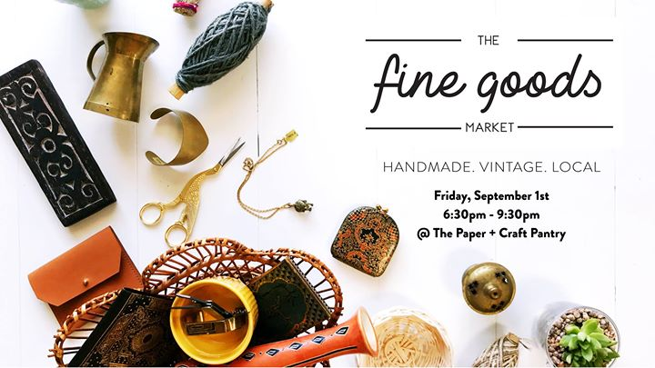 The Fine Goods Market