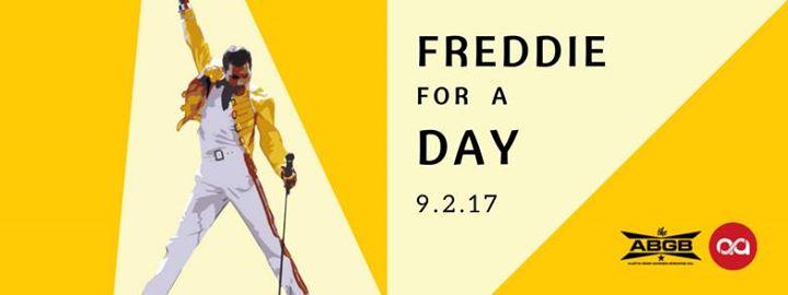 Freddie For A Day Austin