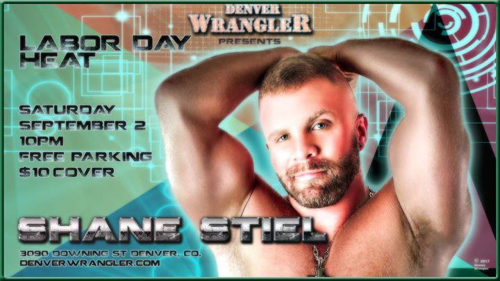LABOR DAY HEAT with DJ Shane Stiel!