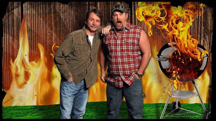 Jeff & Larry's Backyard BBQ