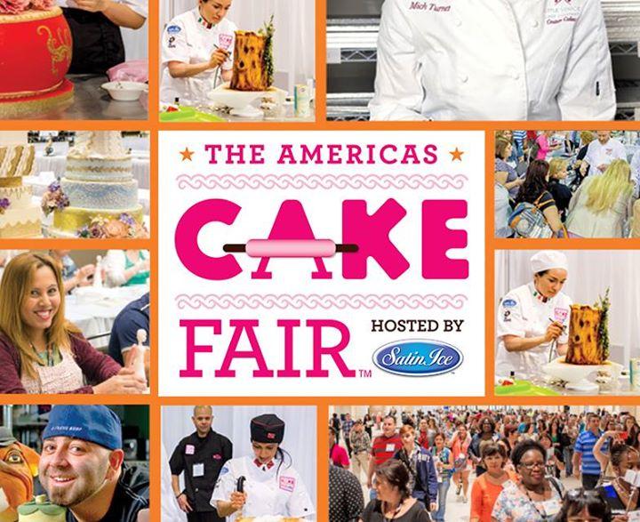 America 39 S Cake Fair 2017 Orlando Fl Oct 12 2017 9 00 Am