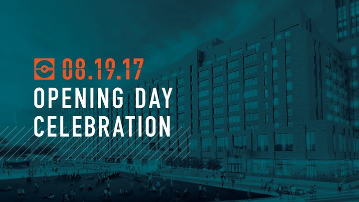 Crosstown Concourse Opening Day Celebration