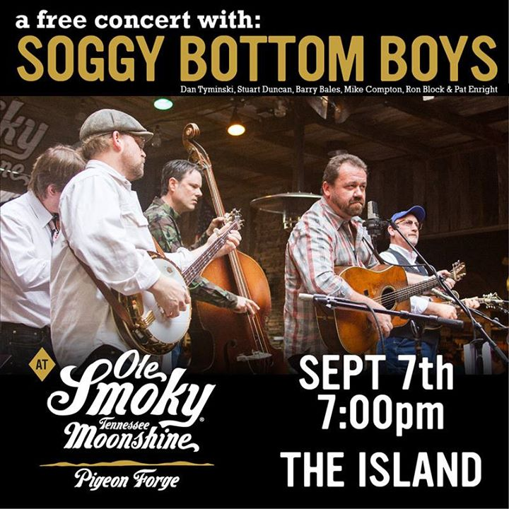 Free Concert with: Soggy Bottom Boys