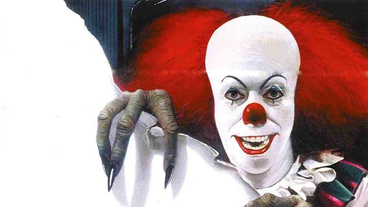 Movies in the Park- Stephen King's It