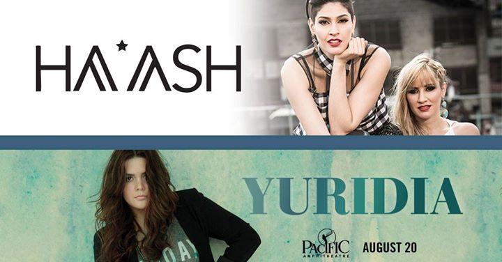 Ha*Ash / Yuridia
